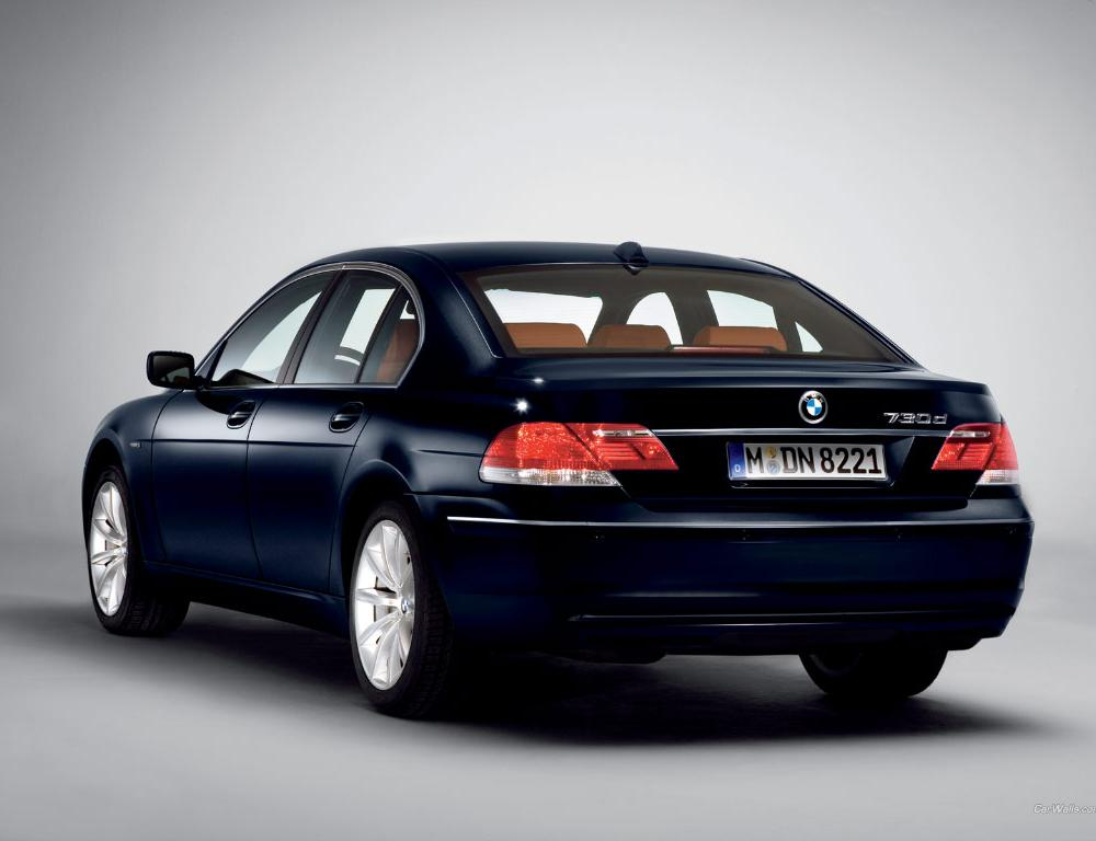 BMW 730d Exclusive Edition Wallpaper - 3