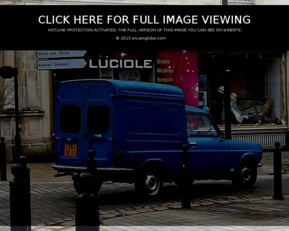 "Dodge 1100 Light Van (Image â""–: 04)"