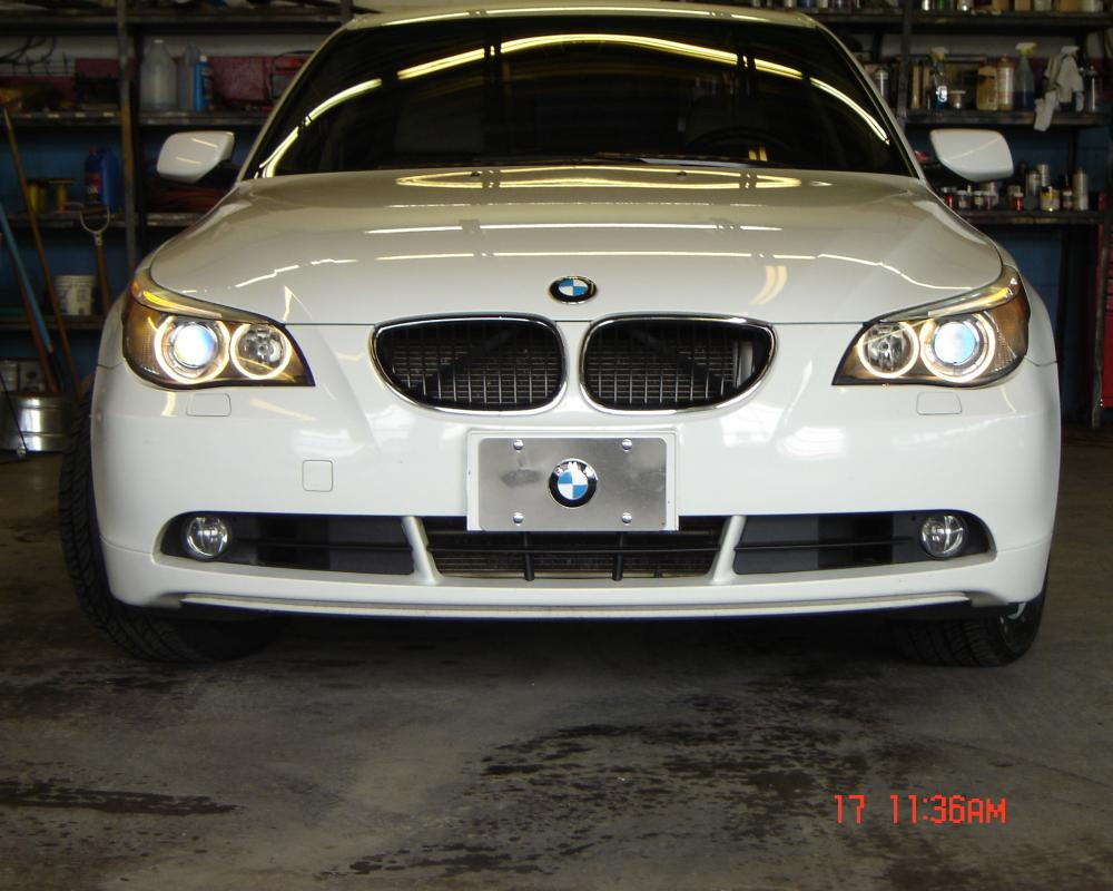2004 BMW 525i Absolutely Spotless, New Tires, BMW Dealer Serviced, 106k