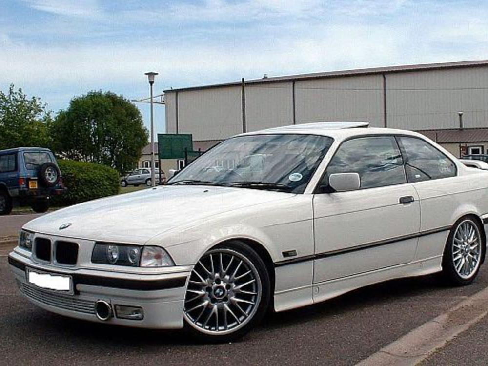 BMW 316 Coupe: 06 photo