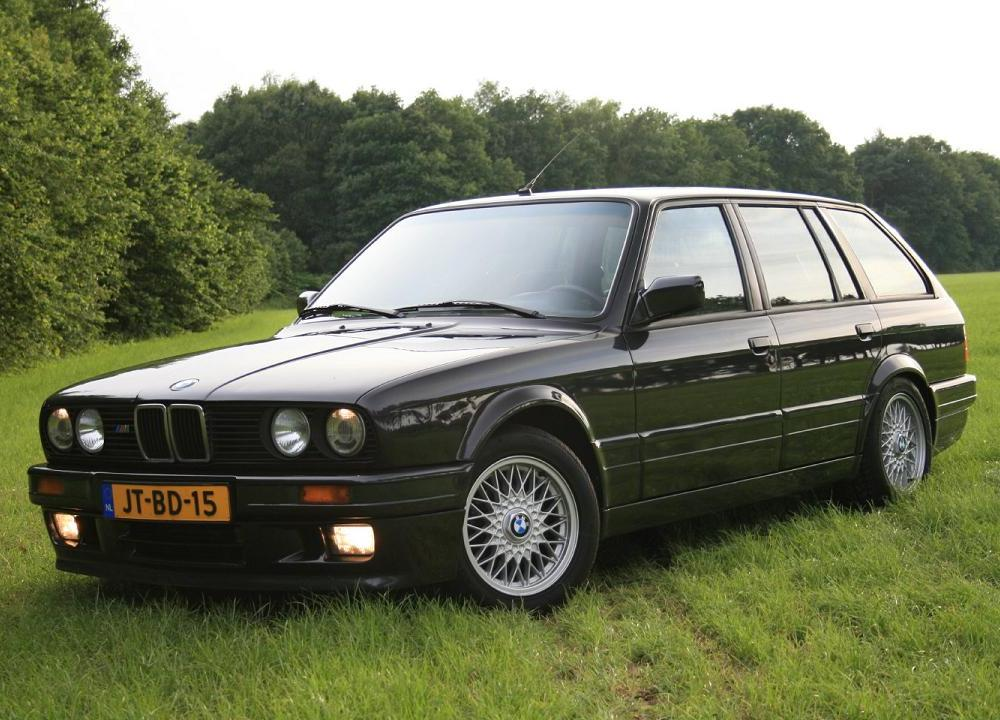 BMW 325i Touring - huge collection of cars, auto news and reviews,