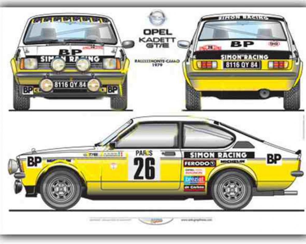 Opel Kadett Rally. View Download Wallpaper. 640x470. Comments