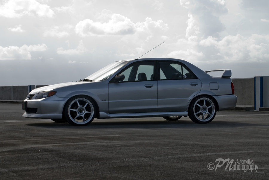 Mazda Protege LX and V6 Honda Accord photoshoot (warning ALOT of pictures!)