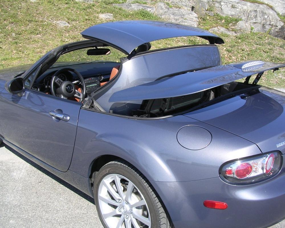 Journey's End: Hard top or soft top, Miata's as loveable as ever
