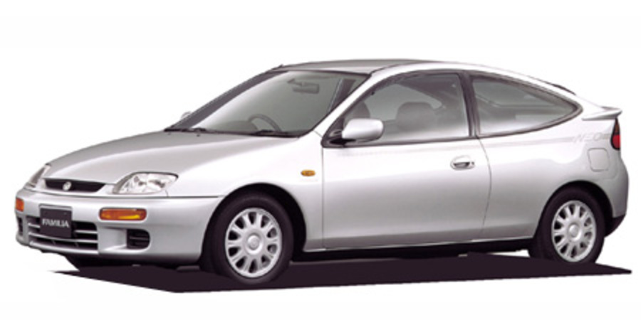 MAZDA FAMILIA NEO INTERPLAY X