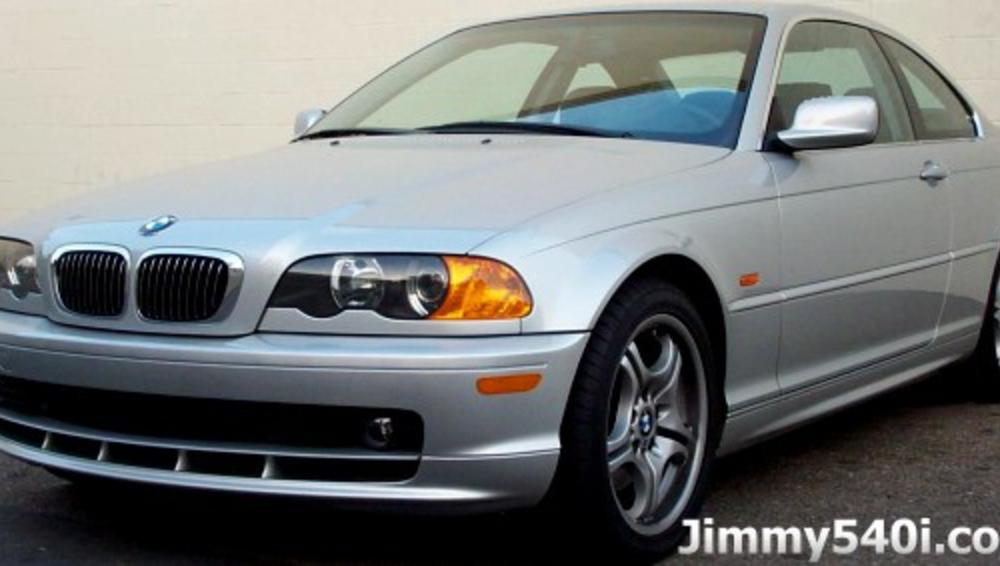 HERE IS MY 2000 BMW 328Ci COUPE (E46). FACTORY OPTIONS INCLUDES: - TITANIUM