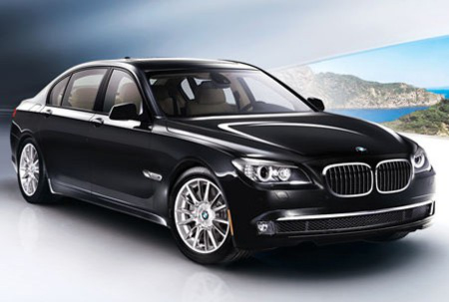 Billed as the most efficient way to enjoy luxury, the BMW 7 Series Sedan