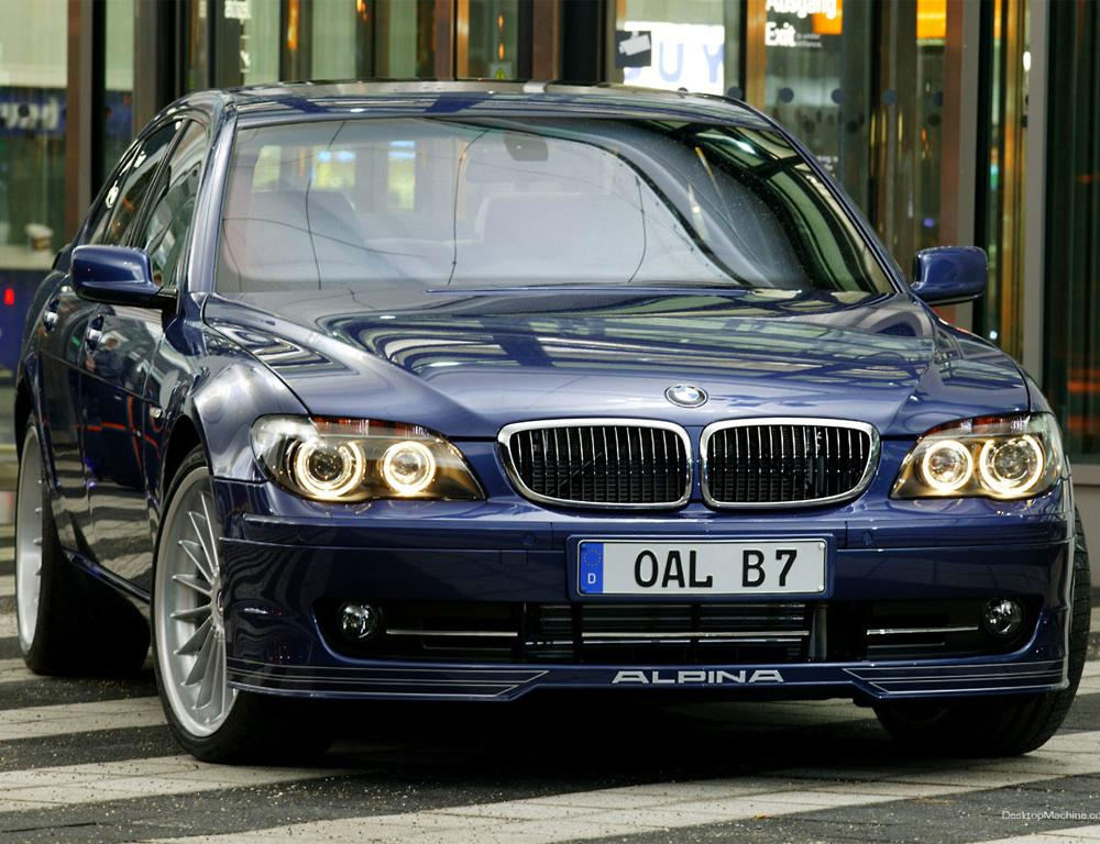 2011 BMW Alpina B7 Short Take Road Test Images, Picture, Wallpaper