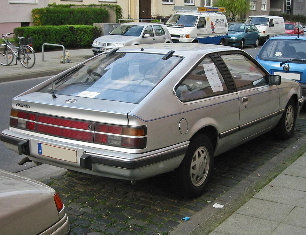 Opel monza (576 comments) Views 28097 Rating 76