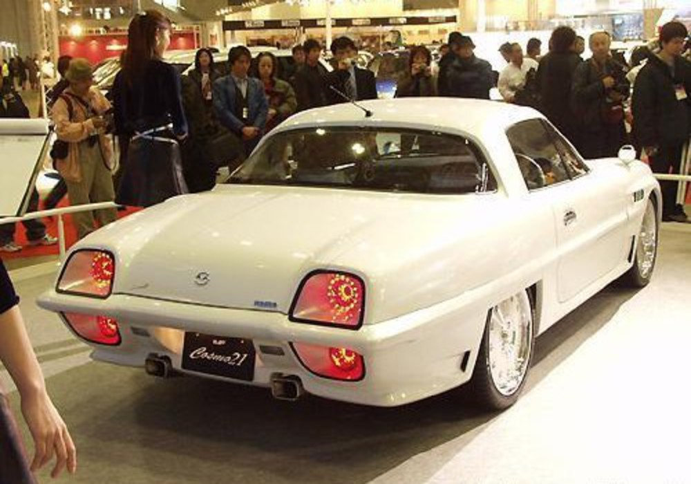 Mazda Cosmo Sports. View Download Wallpaper. 500x350. Comments