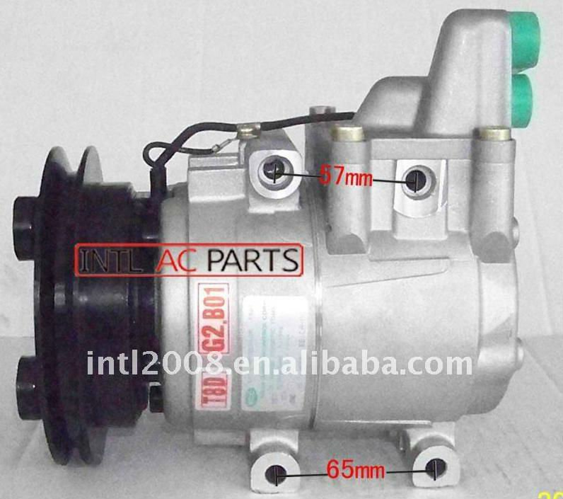 COMPRESSOR FOR FORD RANGER/ MAZDA B2500/MAZDA B2900 OEM P/N UH8161450