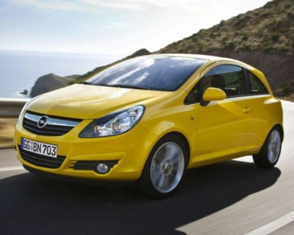 Opel Corsa 12 Twinport. View Download Wallpaper. 590x443. Comments