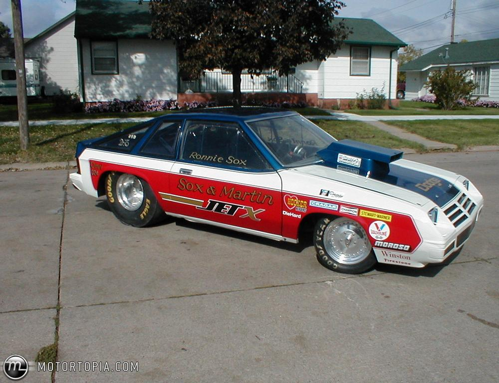Photo of a 1979 Dodge Omni (1979 Omni Sox & Martin Hemi Drag Car)