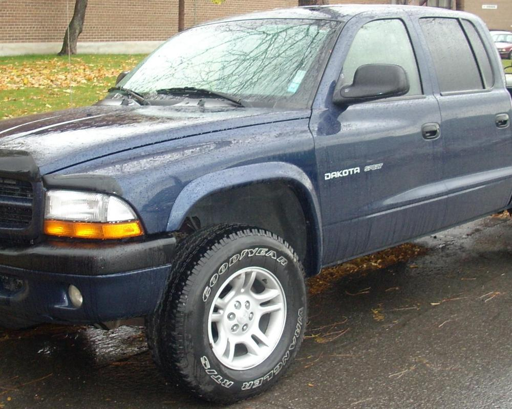 431, Dodge Dakota Sport