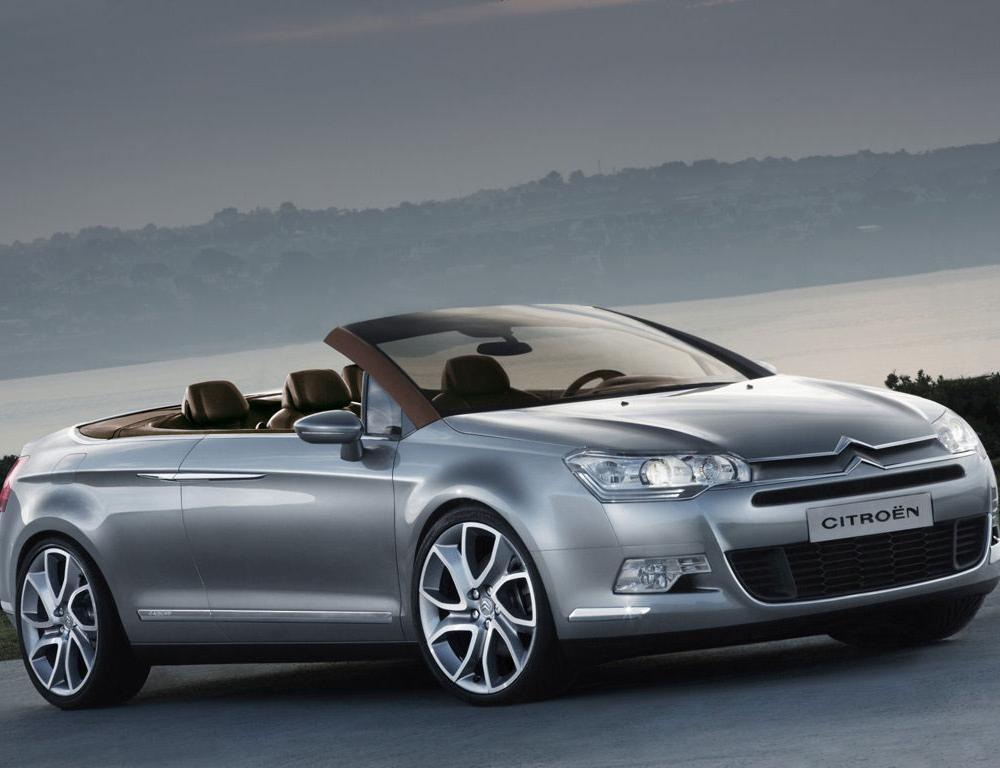Citroen C5 Airscape Concept Wallpaper Gallery photos and wallpapers