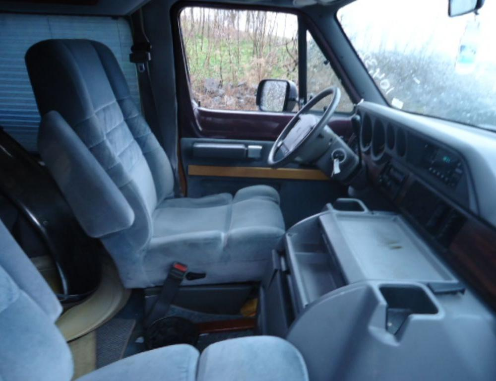 1994 DODGE RAM 250 CONVERSION VAN