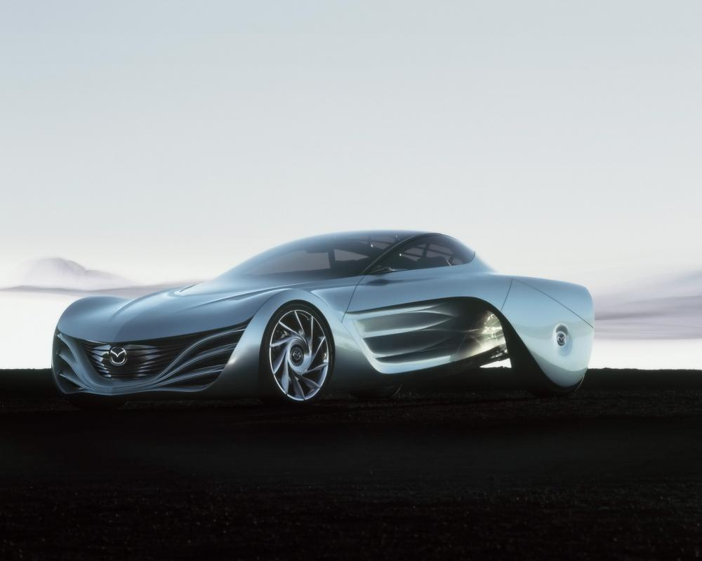 Mazda Taiki Concept Car Photo
