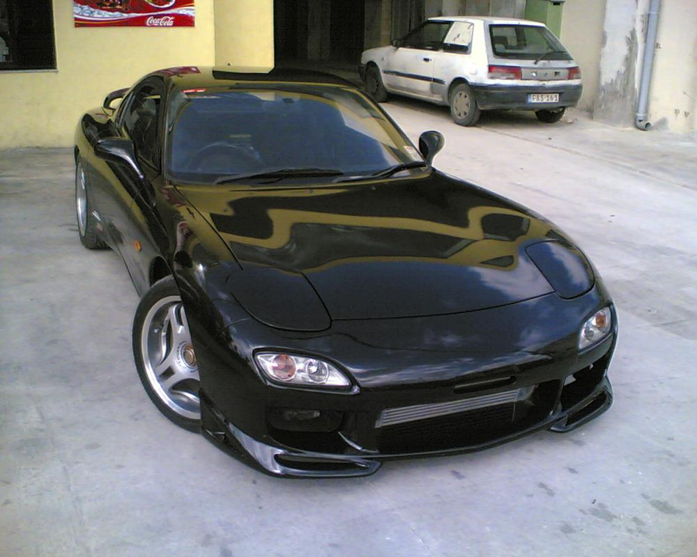 Mazda rx-7 efini (683 comments) Views 49100 Rating 66
