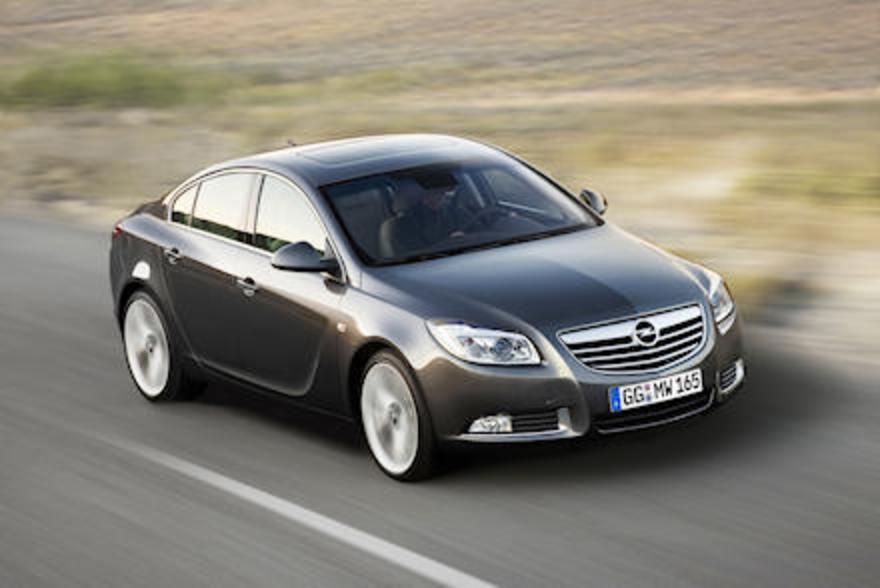 Opel Insignia - huge collection of cars, auto news and reviews, car vitals,