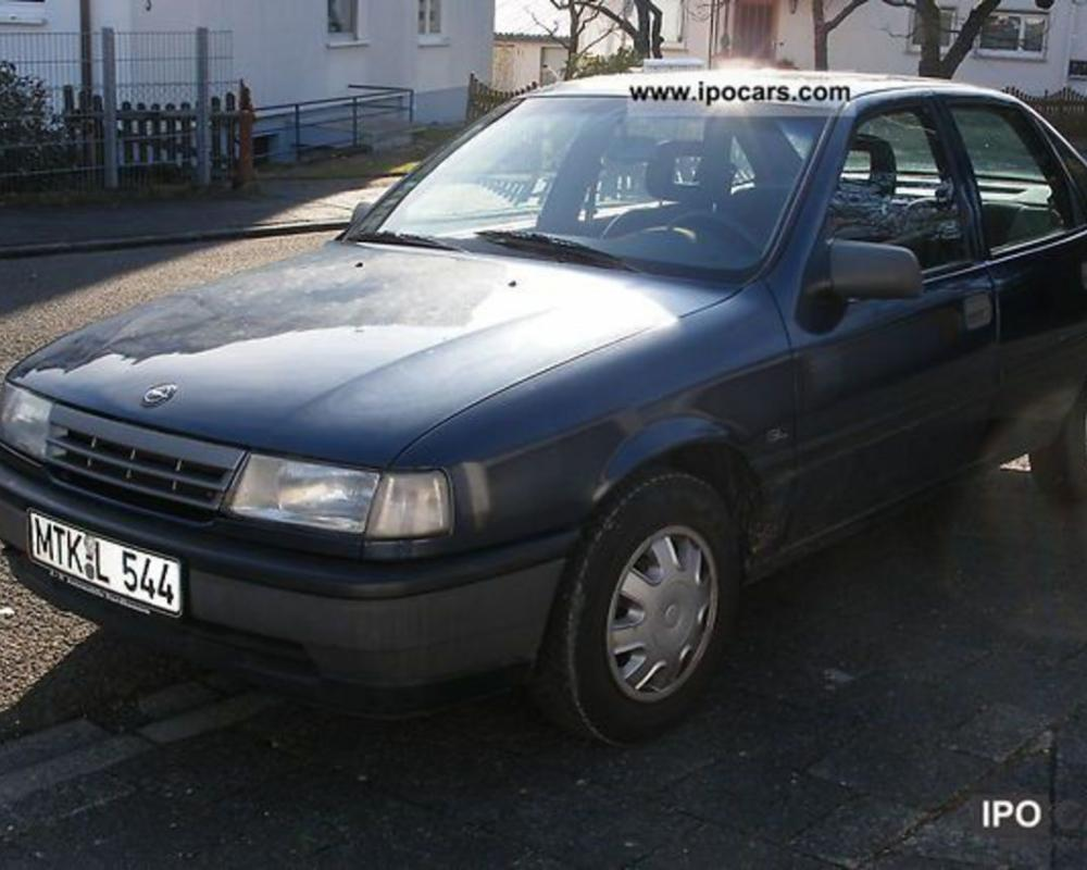 1990 Opel Vectra GL Limousine