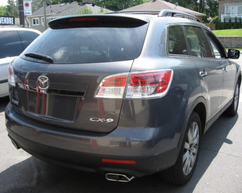 Mazda CX-9 37 GT AWD. View Download Wallpaper. 640x480. Comments