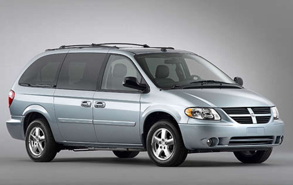 Dodge Grand Caravan - huge collection of cars, auto news and reviews,