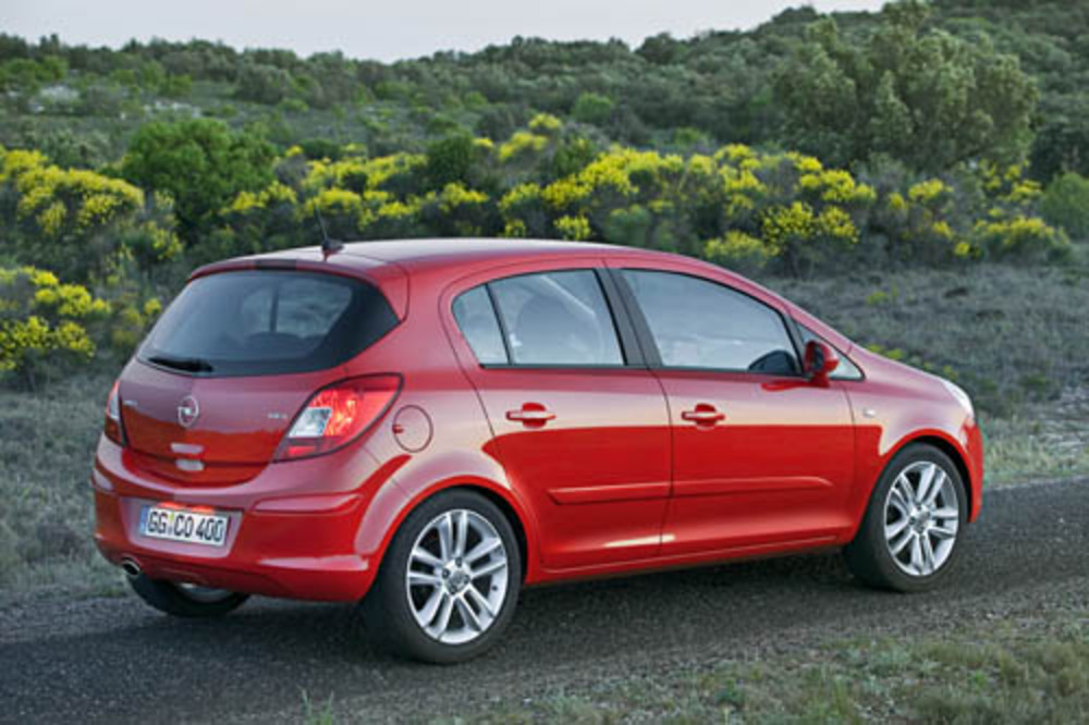 Opel Corsa 12 - huge collection of cars, auto news and reviews, car vitals,