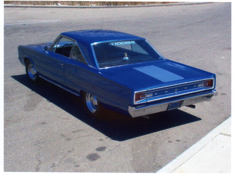 1966 Dodge Coronet 440 for Film and Background