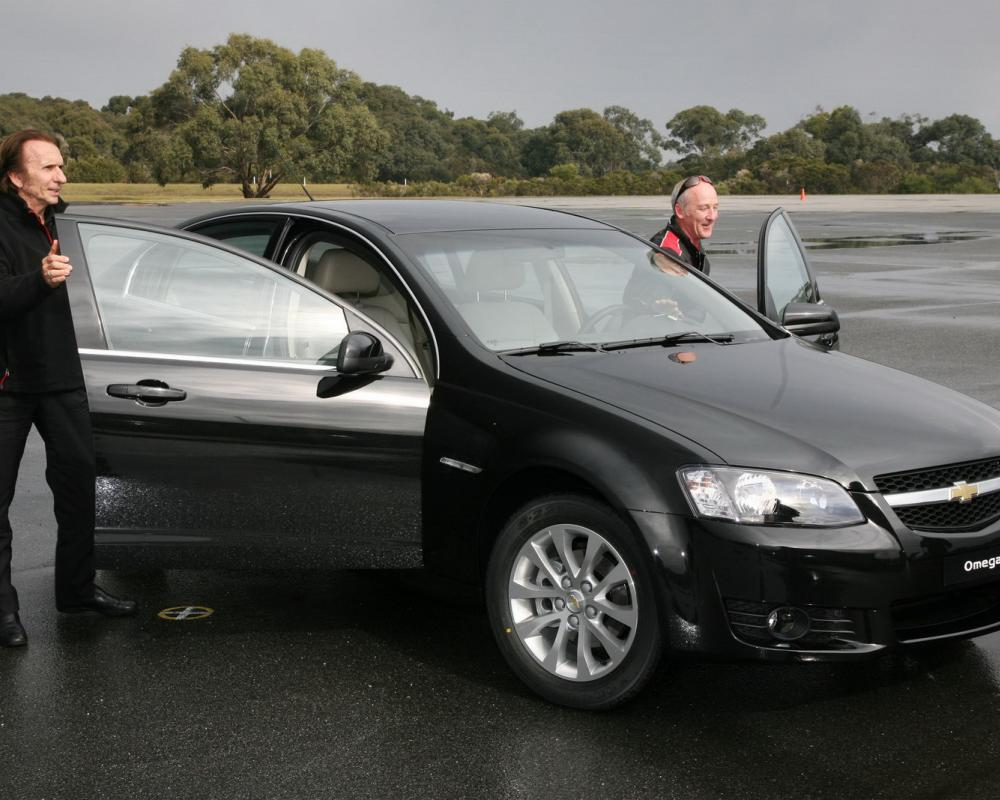 Holden to test Brazilian market with limited edition Chevrolet Omega