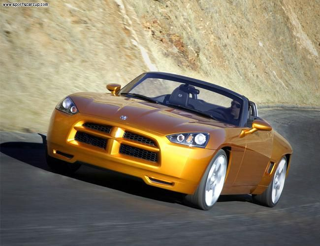 The sensational 2007 Dodge Demon Concept car is on the way to lure the young