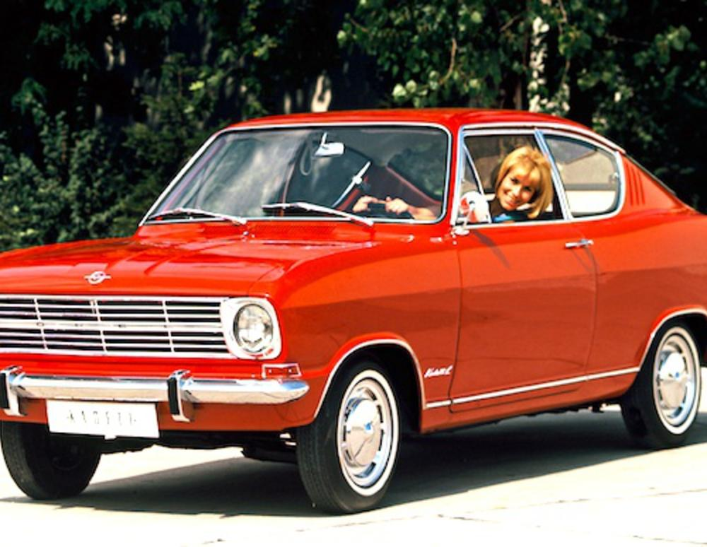 Opel Kadett 1100 N De Luxe. View Download Wallpaper. 600x387. Comments