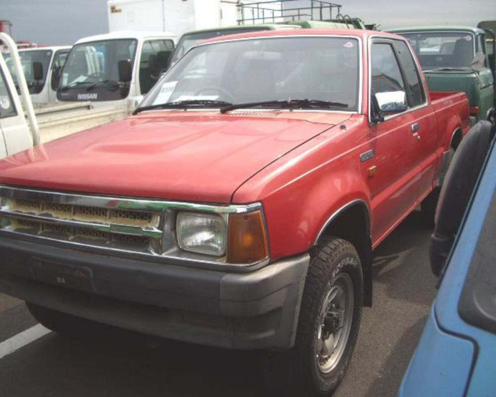 Proceed Truck : MAZDA / Japanese used cars vehicles stock list