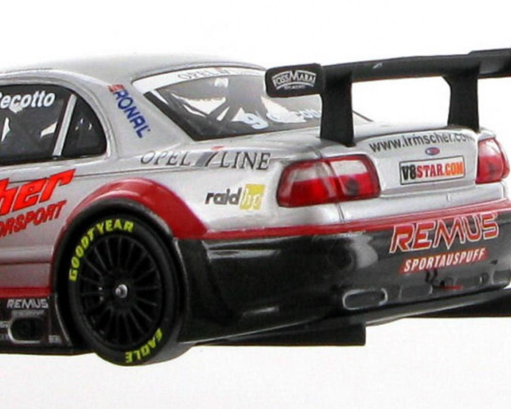 Opel Omega V8 Star Johnny Cecotto 2001 1:43. Our Price: £25.00