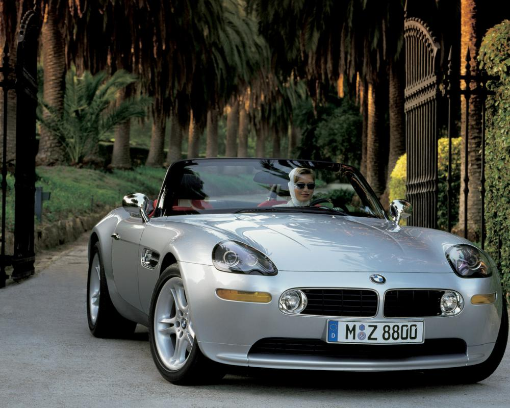 As a comparison, in California, a 2002 BMW Z8 is listed on eBay with a Buy