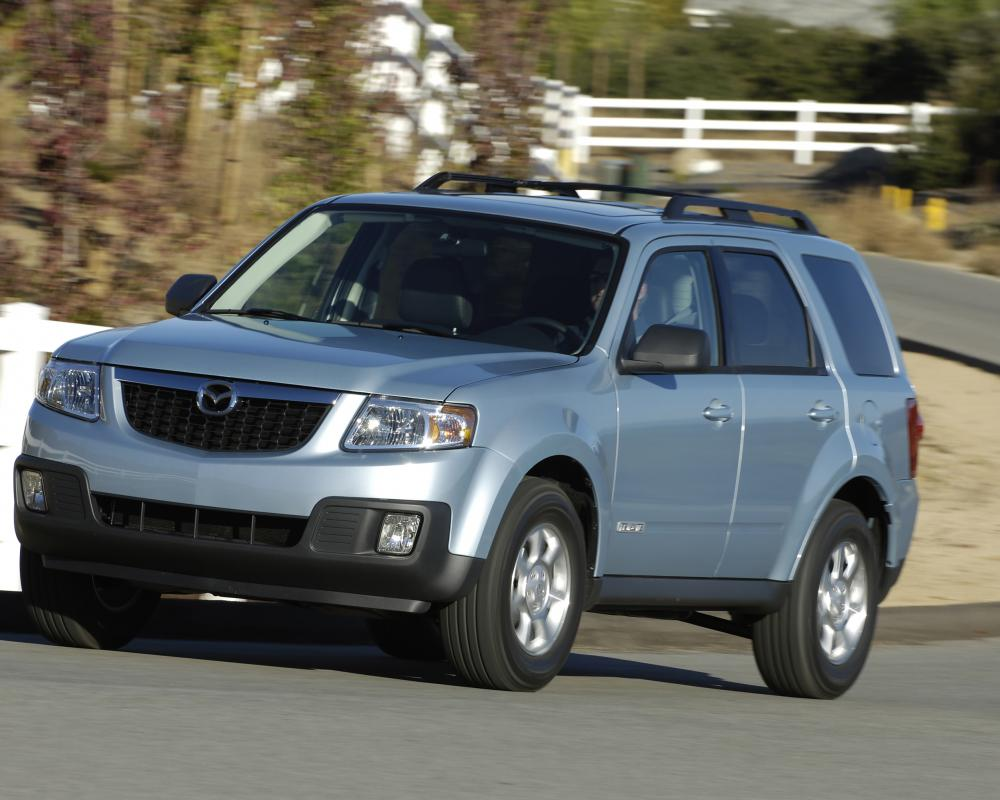 Get detailed information on used Mazda Tribute Hybrid models online and do