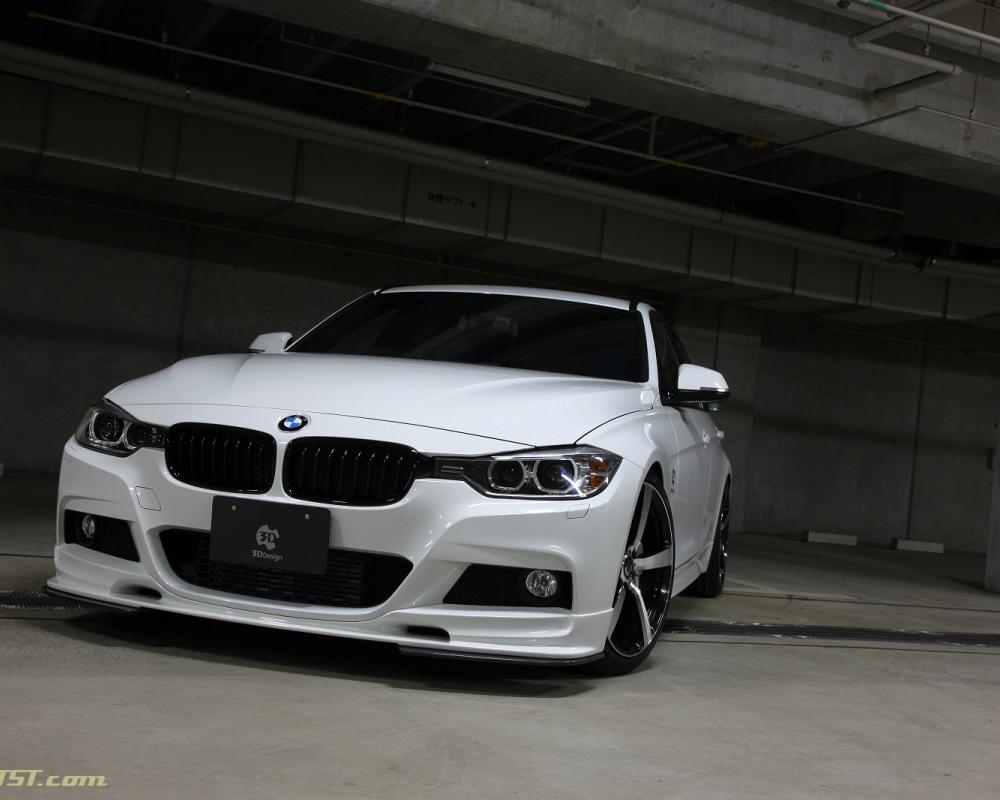 3D Design Presents the F31 M Sport 3 Series Touring - BMW 3-Series Forum