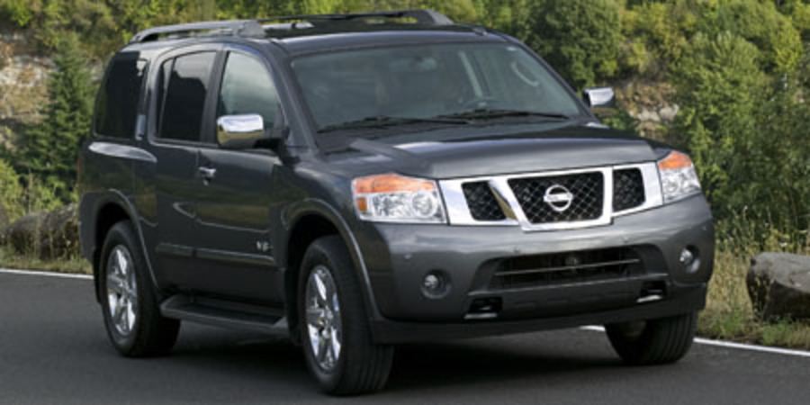 I own a 2004 Nissan Armada SE 4X4 and I am loving every minute of it.