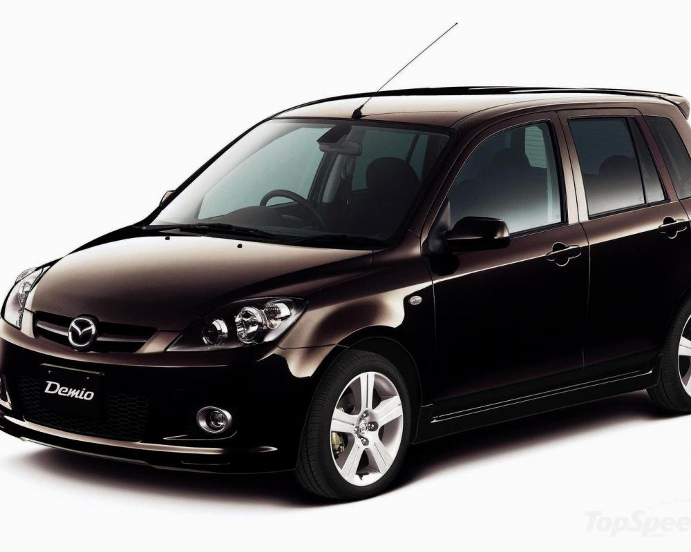 Mazda Demio - huge collection of cars, auto news and reviews, car vitals,