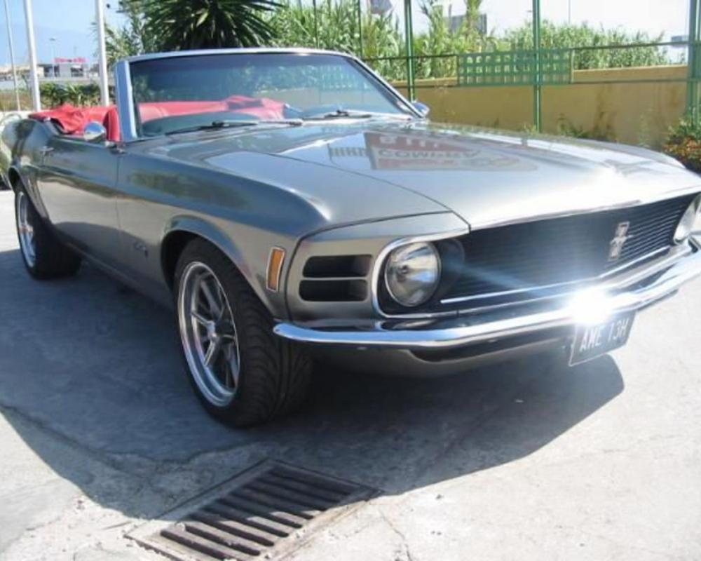 Ford Mustang GT 351 Cabriolet, Other, Petrol, Automatic for sale in / -Best