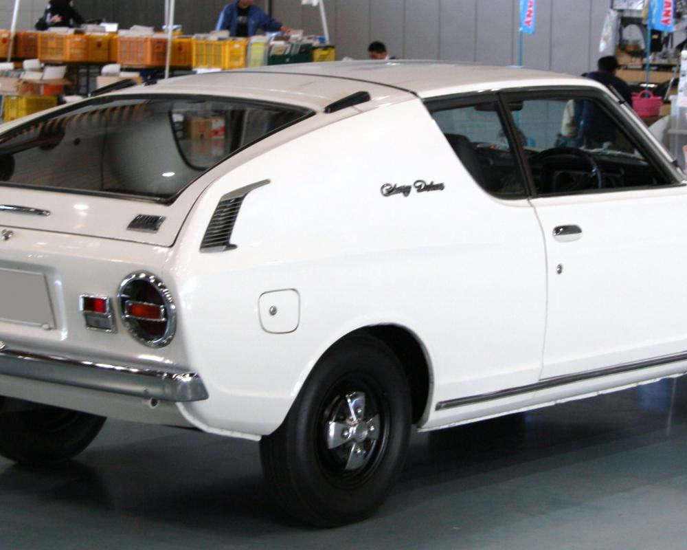 File:Nissan Cherry Coupe rear.jpg