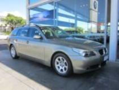 BMW 525i E61 Touring SE Auto E61 2004. This vehicle is being offered for