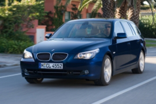 a new Drive-By-Wire system. The 5 Series Touring (now on its 3rd