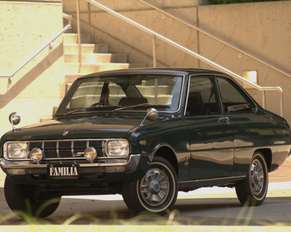 Mazda 1300 familia coupe | Hemmings Blog: Classic and collectible cars and