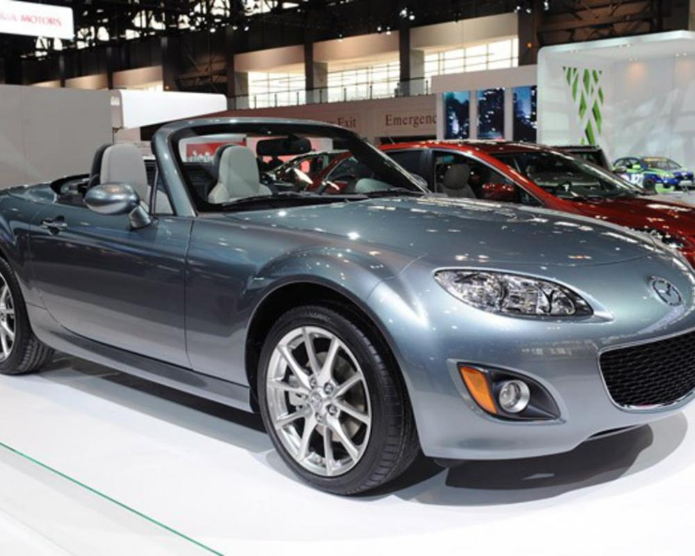 2011 Mazda MX-5 Miata Special Edition - Click above for high-res image