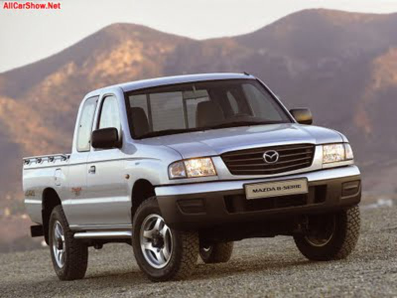 Mazda B 2500. View Download Wallpaper. 400x300. Comments