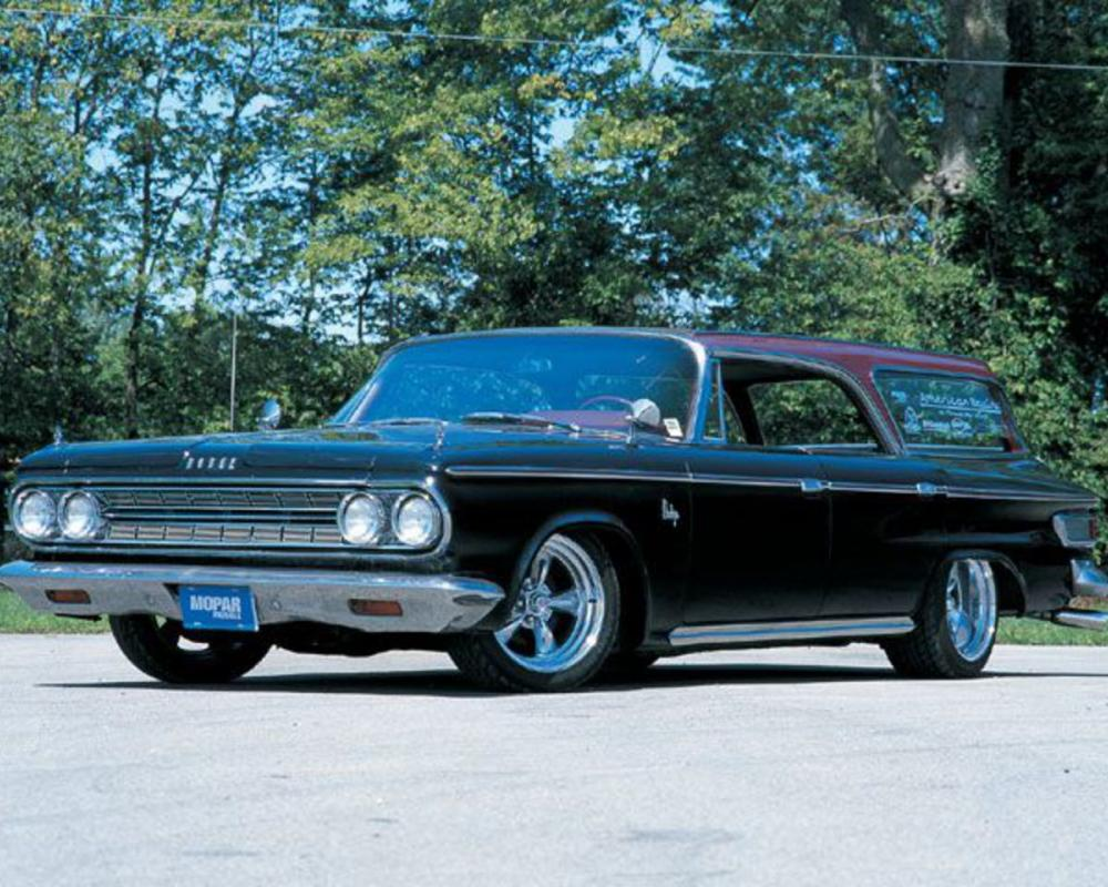 1964 Dodge 880 Custom Wagon Hemi
