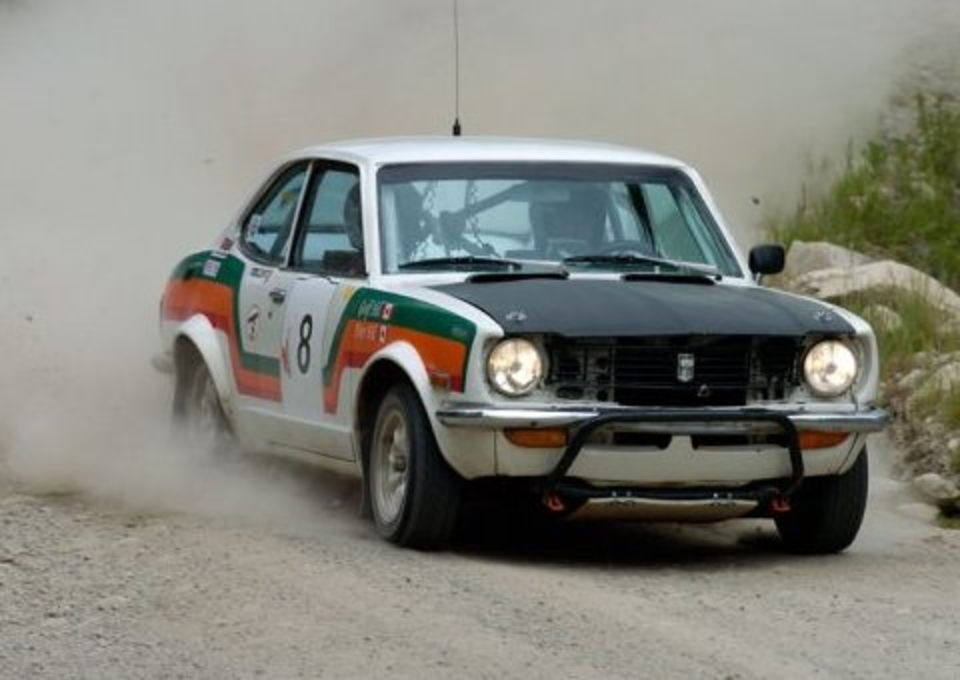 1973 Toyota Corolla Rally Car Mt Trials 2006 For Sale Nose