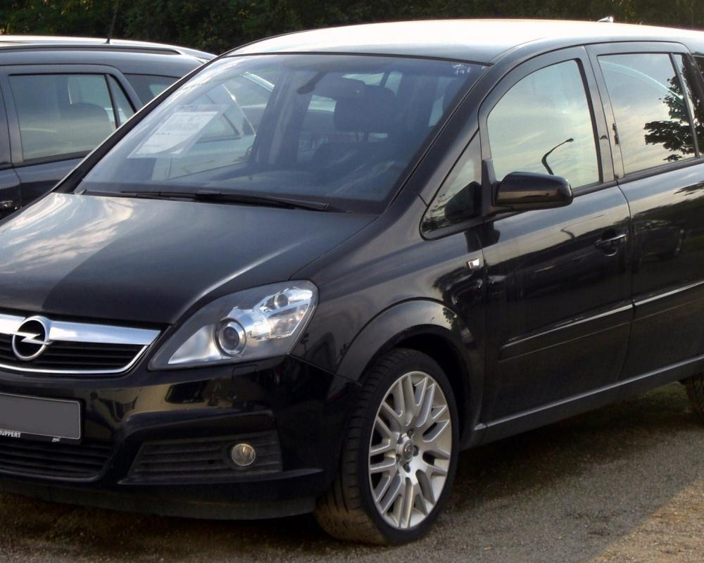 Opel zafira 1.9 (762 comments) Views 45474 Rating 97