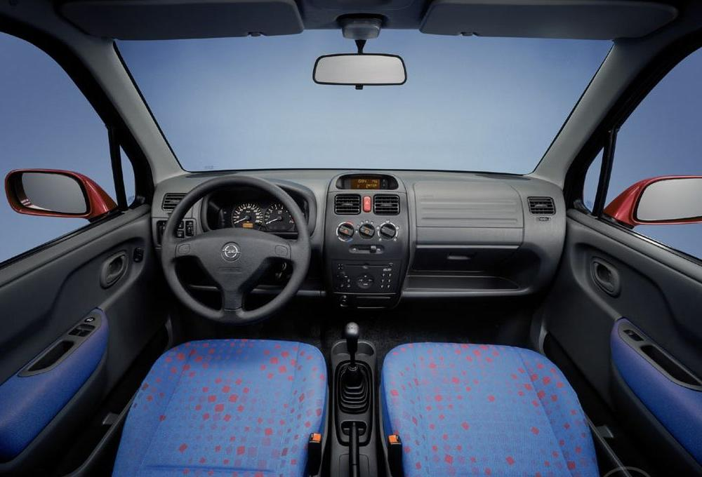 Opel Agila 12. View Download Wallpaper. 1022x680. Comments
