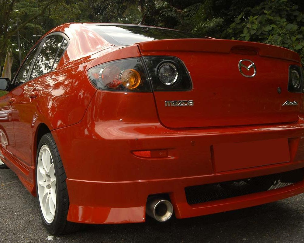 Mazda Axela - huge collection of cars, auto news and reviews, car vitals,